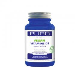 Vegan Vitamine D3 25 mcg